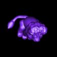 Sitting Lion.obj Télécharger fichier OBJ gratuit Lion assis • Design pour imprimante 3D, Pza4Rza