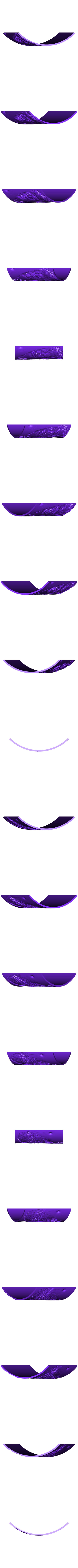 Johnny 2.stl Télécharger fichier STL Lithophane + Support Johnny Hallyday Aigle + Signature • Modèle pour imprimante 3D, Babynavy
