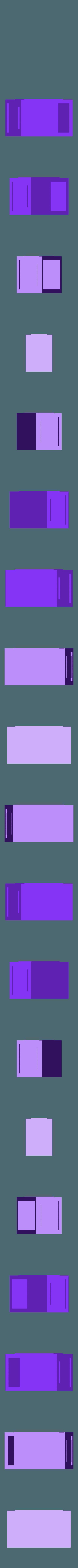 tumba.stl Télécharger fichier STL gratuit tombeau • Objet pour imprimante 3D, borjajusticialeon