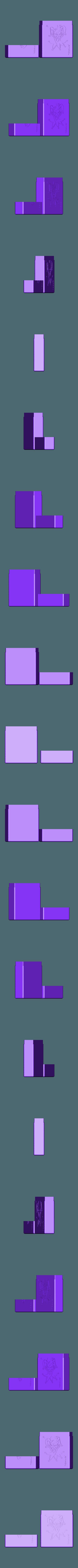 Joker 2 Bicycle Card Box v2 v4.stl Télécharger fichier STL gratuit Boîte de cartes à jouer Joker • Plan pour imprimante 3D, WW3D
