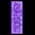 176.stl Télécharger fichier STL gratuit fleur lys art cnc routeur • Design à imprimer en 3D, CNC_file_and_3D_Printing