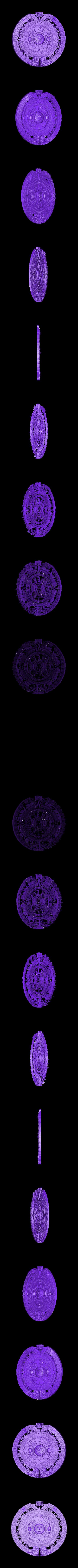 6.stl Télécharger fichier STL gratuit calendrier maya fin du monde 2012 cnc art routeur • Modèle pour impression 3D, CNC_file_and_3D_Printing