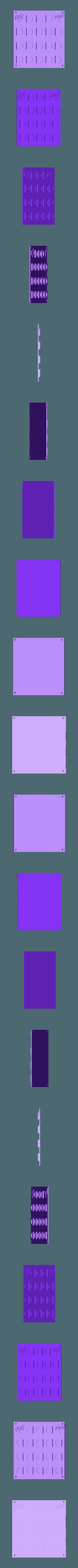 calendrier modif.stl Télécharger fichier STL gratuit calendrier et ses résolutions  • Plan à imprimer en 3D, catf3d