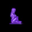 egyptian queen.OBJ Download OBJ file Egyptifn Queen • 3D print model, walades