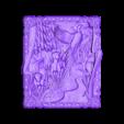 Fazan.stl Télécharger fichier STL gratuit faisan faisan routeur cnc deux chiens scène de chasse • Modèle imprimable en 3D, 3DPrinterFiles