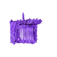 throne d os.stl Download STL file Bone Throne • Model to 3D print, Majin59