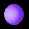 Demie sphère.STL Télécharger fichier STL gratuit Poignée pour pompe (Push up bar) • Modèle pour impression 3D, Mathieu_BZH