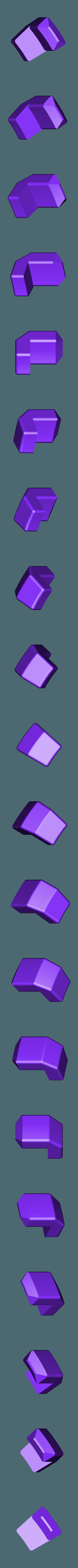Clip.STL Télécharger fichier STL gratuit Poignée pour pompe (Push up bar) • Modèle pour impression 3D, Mathieu_BZH