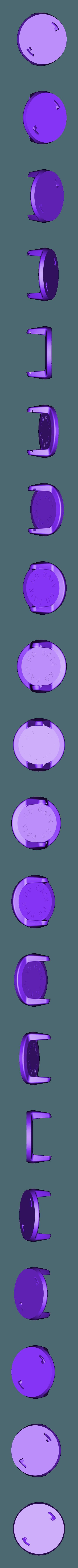Poignée No pain no gain.STL Télécharger fichier STL gratuit Poignée pour pompe (Push up bar) • Modèle pour impression 3D, Mathieu_BZH