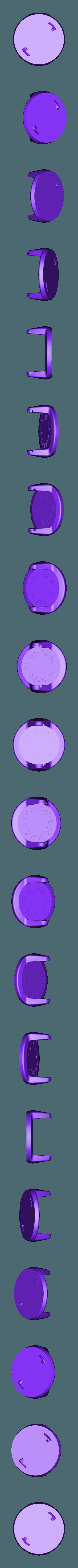 Poignée Go hard or go home.STL Télécharger fichier STL gratuit Poignée pour pompe (Push up bar) • Modèle pour impression 3D, Mathieu_BZH