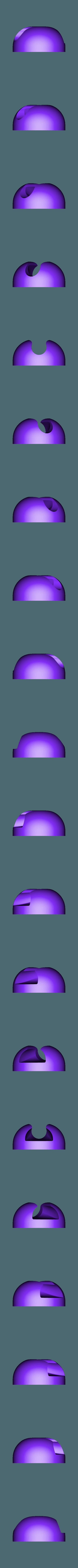 halter_schall.STL Download free STL file Sonicare toothbrush head mount holder  • Design to 3D print, jtronics