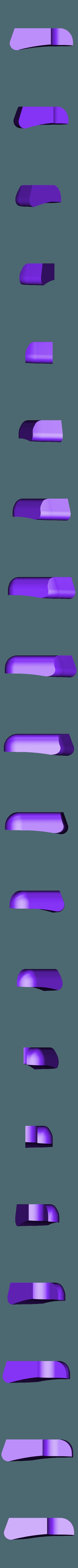 Bouchon.STL Télécharger fichier STL gratuit Poignée pour pompe (Push up bar) • Modèle pour impression 3D, Mathieu_BZH