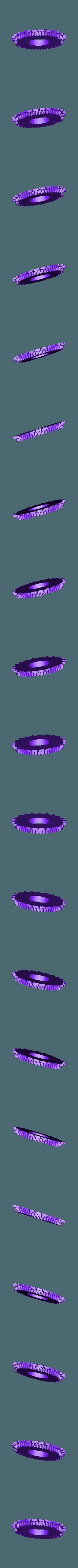 test2_bgr_gear.STL Télécharger fichier STL gratuit Test d'engrenage à vis sans fin d'alimentation OpenPnp SMT imprimé 3D • Modèle à imprimer en 3D, jtronics
