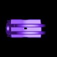 poignet liaison main  - A.stl Download free STL file Articulated hand • 3D printer model, NOP21
