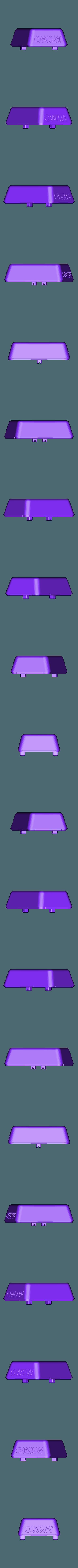 mymoe.stl Télécharger fichier STL gratuit MON MO - faire un vœu et économiser de l'argent pour le réaliser. • Design pour impression 3D, CKLab