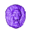 92.stl Télécharger fichier STL gratuit Buste de lion art cnc • Plan pour imprimante 3D, 3Dprintablefile