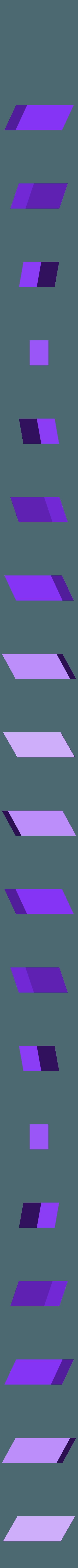 Part.stl Télécharger fichier STL gratuit Puzzle hexagonal • Modèle pour imprimante 3D, mtairymd