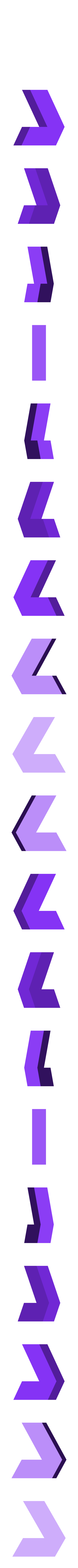 Hex_SubAssy.stl Télécharger fichier STL gratuit Puzzle hexagonal • Modèle pour imprimante 3D, mtairymd