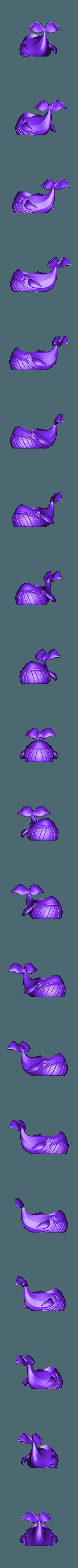 Whale.stl Télécharger fichier OBJ gratuit Pot de fleurs de baleine • Design imprimable en 3D, Dynastinae