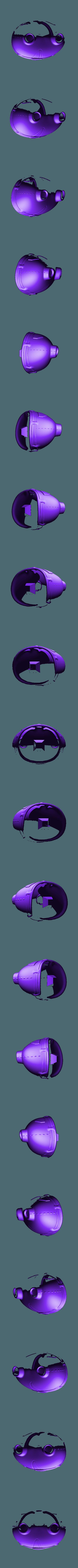 M.Krabs - Bas.stl Download free STL file Mr. Krabs • 3D printable design, BODY3D