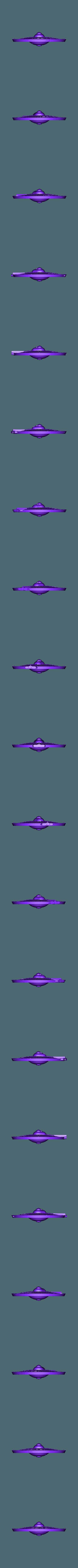 Primary Hull.stl Download free STL file Star Trek USS Enterprise NCC 1701 • 3D printing object, Dsk