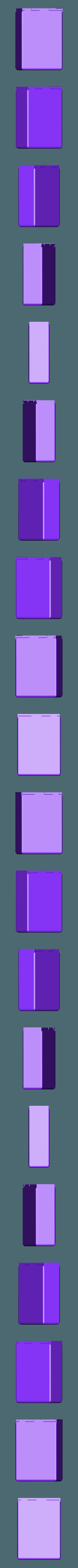 Cigarette package x20 - Down.STL Télécharger fichier STL gratuit Aboa - Solution pour fumer moins et arrêter le tabac • Plan imprimable en 3D, jeromeelie