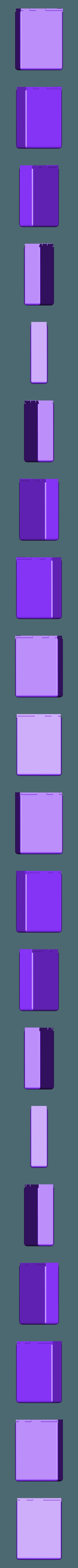 Cigarette package x15 - Down.STL Télécharger fichier STL gratuit Aboa - Solution pour fumer moins et arrêter le tabac • Plan imprimable en 3D, jeromeelie