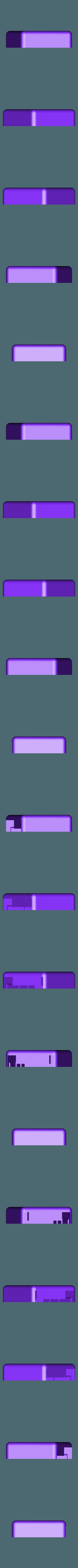 Cigarette package x5 - Up.STL Télécharger fichier STL gratuit Aboa - Solution pour fumer moins et arrêter le tabac • Plan imprimable en 3D, jeromeelie