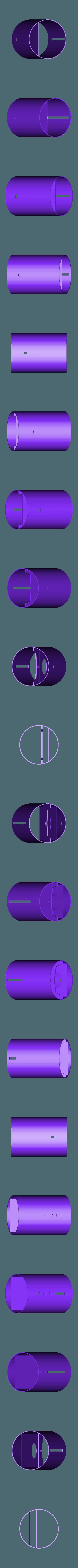 Corps.stl Télécharger fichier STL gratuit Tirelire-Vises les étoiles ! • Plan pour impression 3D, rfbat