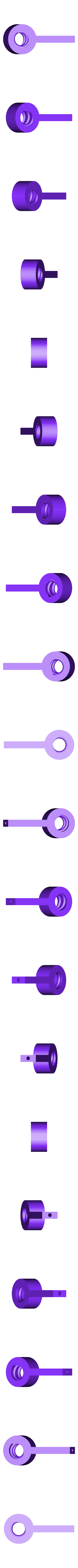 curseur.stl Télécharger fichier STL gratuit Tirelire-Vises les étoiles ! • Plan pour impression 3D, rfbat