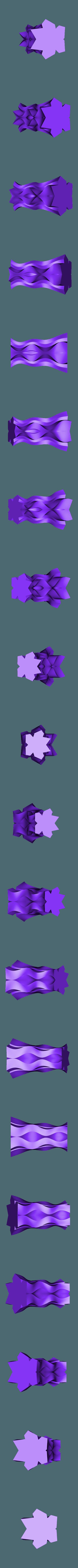 sharp vase.stl Télécharger fichier STL gratuit Vase tranchant • Modèle imprimable en 3D, Brithawkes