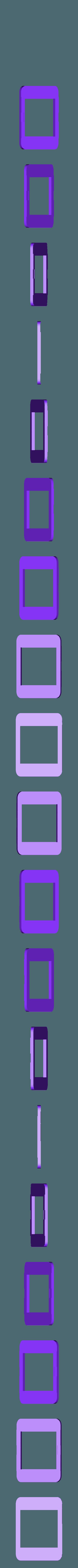MagicWallet(frame).stl Télécharger fichier STL gratuit Portefeuille magique • Plan pour imprimante 3D, Matlek