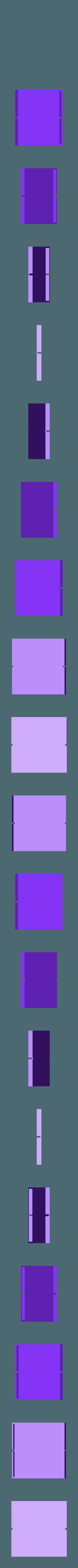 MagicWallet(coin-plate).stl Télécharger fichier STL gratuit Portefeuille magique • Plan pour imprimante 3D, Matlek