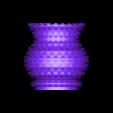 vase écaille.stl Télécharger fichier STL gratuit vase écaille • Design pour imprimante 3D, micaldez