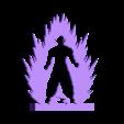 CE3_Piccolo Base Decoration.stl Download free STL file Piccolo Base Decoration • 3D printable design, MagnusBee