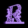 CE3_Team Rocket base decoration.stl Download free STL file Team Rocket 7th generation base decoration • 3D print design, MagnusBee