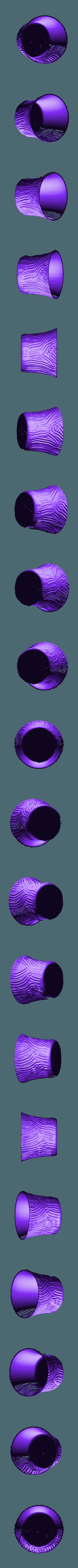 Easter Bunny's Pot 3DWithUs.stl Download free STL file Easter Bunny Toy/Pot/Planter • 3D printable model, MaxFunkner