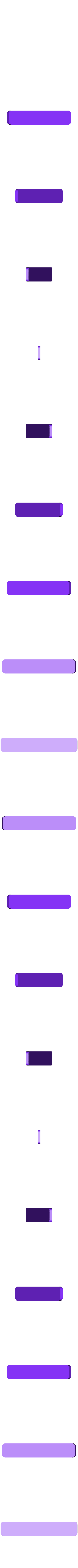 Support-3troux.stl Download free STL file Modular reminder • 3D print template, rfbat