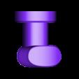 CoatRack6body.stl Download free STL file Coat Rack Backpack • Model to 3D print, JuanLC