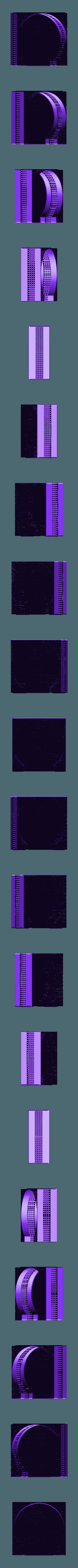 coasterholder lattice v6.stl Download free STL file Coasterholder lattice pattern • 3D printer template, IdeaLab