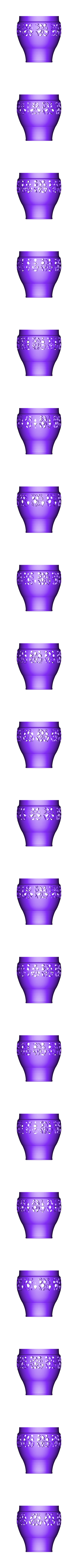 vase bleu.stl Download free STL file Vase • Object to 3D print, jttassin