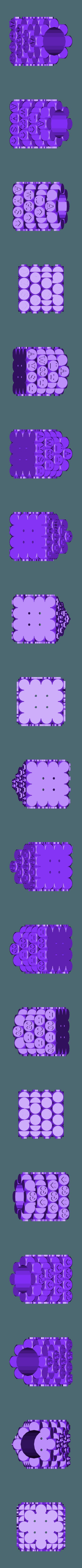 Macetero-Lapicero GO!.stl Télécharger fichier STL gratuit Pot de fleurs - Crayon GO ! • Objet pour imprimante 3D, jolucomo