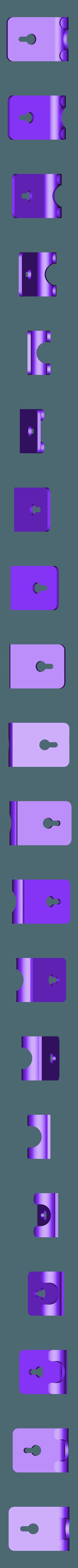 razor_holder.stl Télécharger fichier STL gratuit Support de rasoir • Design imprimable en 3D, Arostro