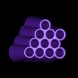 HQ Pencil Holder - CLEAN 1.3.stl Download free STL file A SIMPLE YET ELEGANT PENCIL HOLDER • 3D printer design, Milanorage