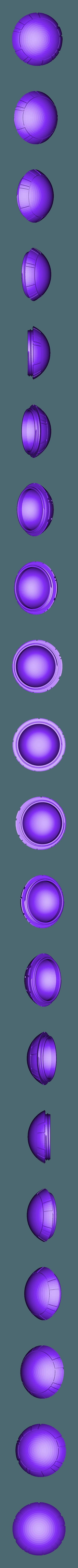 Todesstern Grinder 3.STL Télécharger fichier STL gratuit Deadstar Grinder V2 • Plan à imprimer en 3D, SLIDES