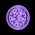 Todesstern Grinder 4.STL Télécharger fichier STL gratuit Deadstar Grinder V2 • Plan à imprimer en 3D, SLIDES