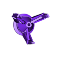 Orb-Stand-final.stl Télécharger fichier STL gratuit Deadstar Grinder V2 • Plan à imprimer en 3D, SLIDES