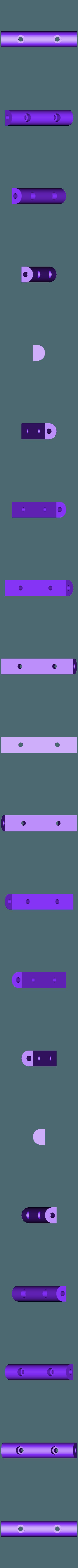 bottom_axle_x2.stl Télécharger fichier STL gratuit Ghostbuster Ghostbuster Ghosttrap • Modèle pour impression 3D, SLIDES