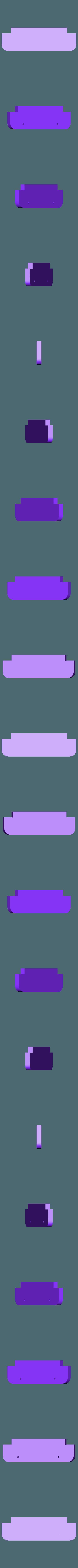 bottom_frame_CUT_REAR.stl Télécharger fichier STL gratuit Ghostbuster Ghostbuster Ghosttrap • Modèle pour impression 3D, SLIDES