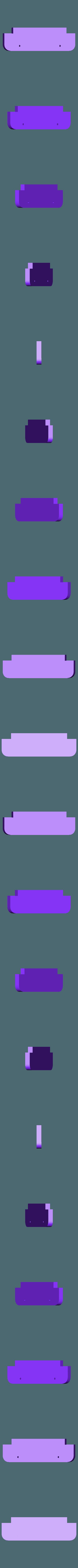 bottom_frame-MOTOR_CUT_REAR.stl Télécharger fichier STL gratuit Ghostbuster Ghostbuster Ghosttrap • Modèle pour impression 3D, SLIDES